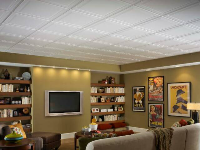 The Ceiling Center Offers Ceiling Products From Armstrong